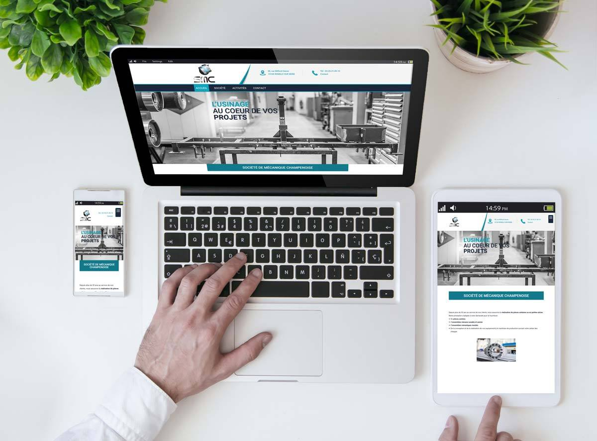 Site internet SMC