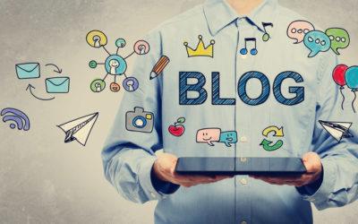 Site professionnel : 3 raisons d'y intégrer un blog