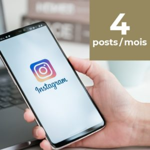 Instagram 4 posts